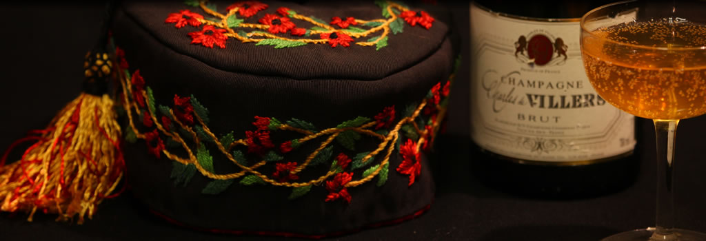 Armistice Smoking Hat